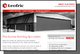 Leofric Building Systems - steel framed system buildings